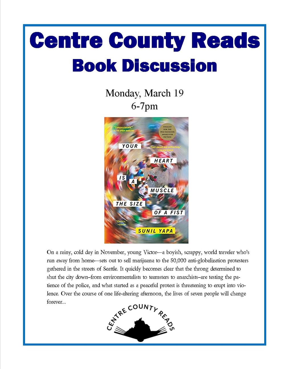 Centre County Reads Book Discussion for Holt.jpg