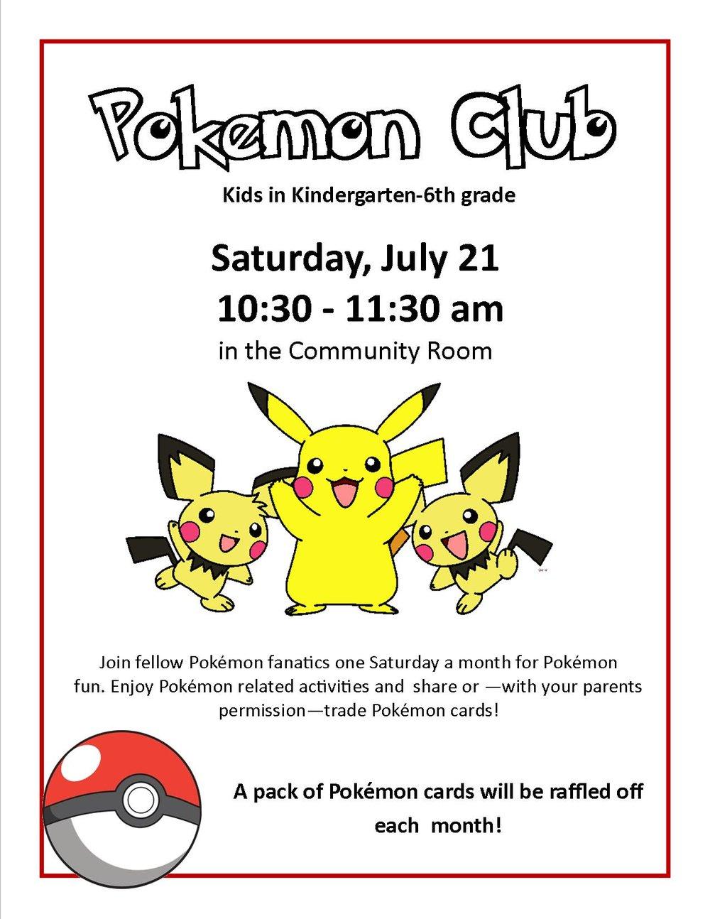 Pokemon club flyer July.jpg