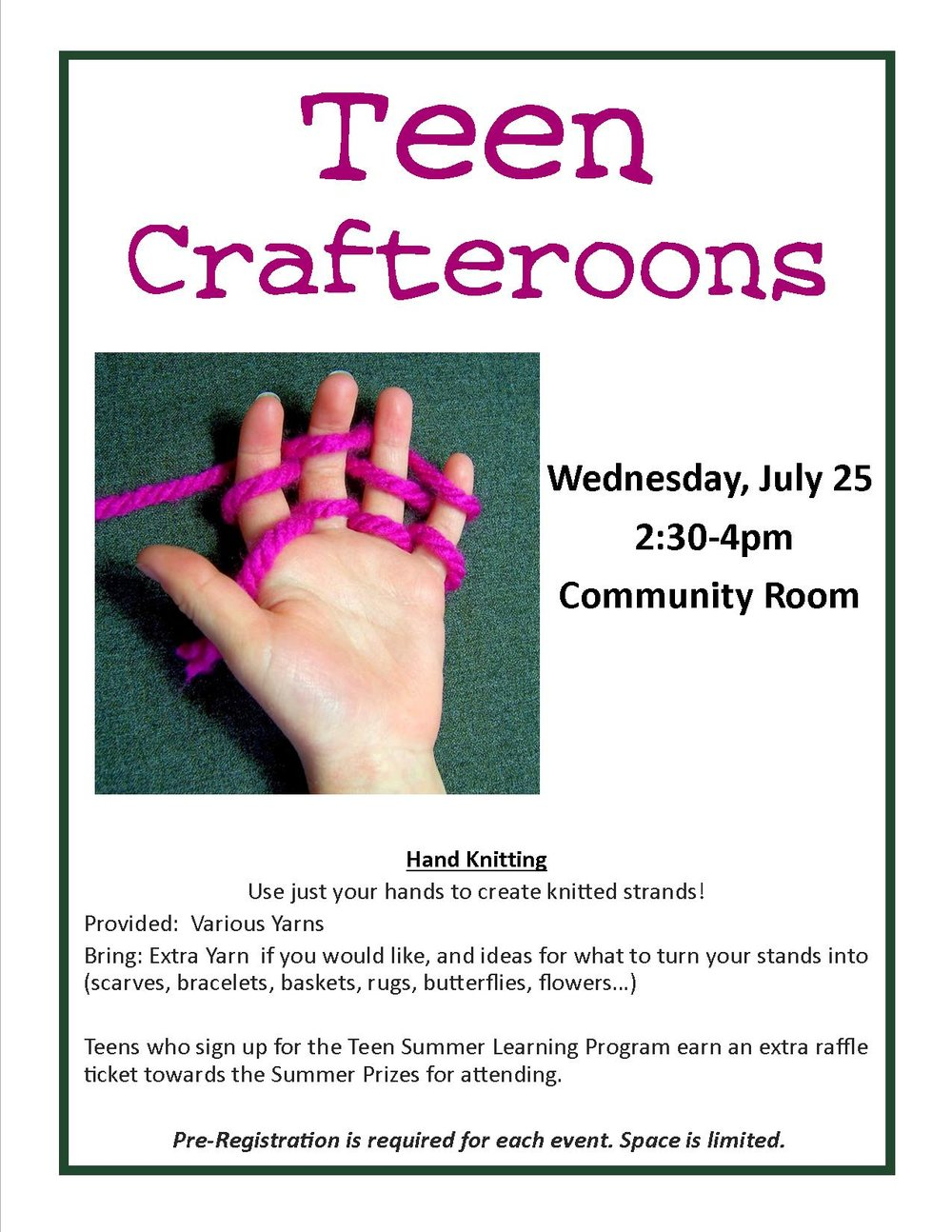 teen crafternoons hand knitting.jpg