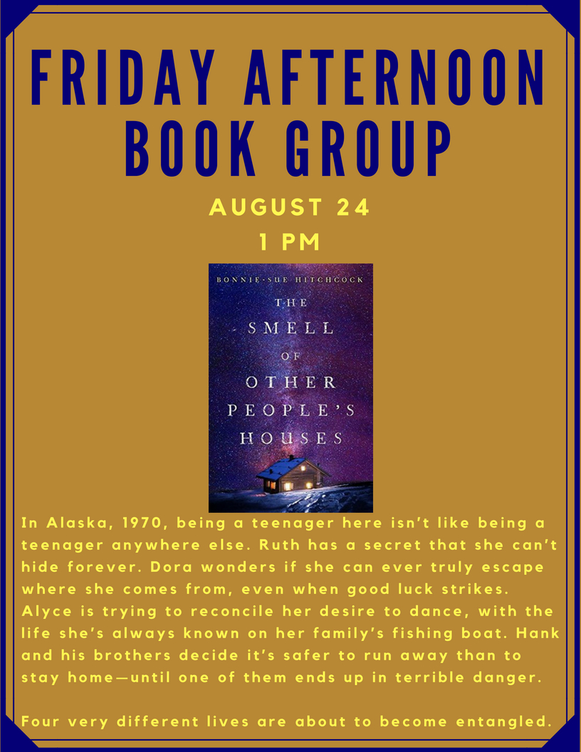 Friday Afternoon Book Group.jpg