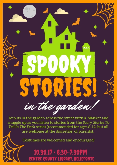 Violet Orange Spooky Night Halloween Sale Flyer(3).jpg