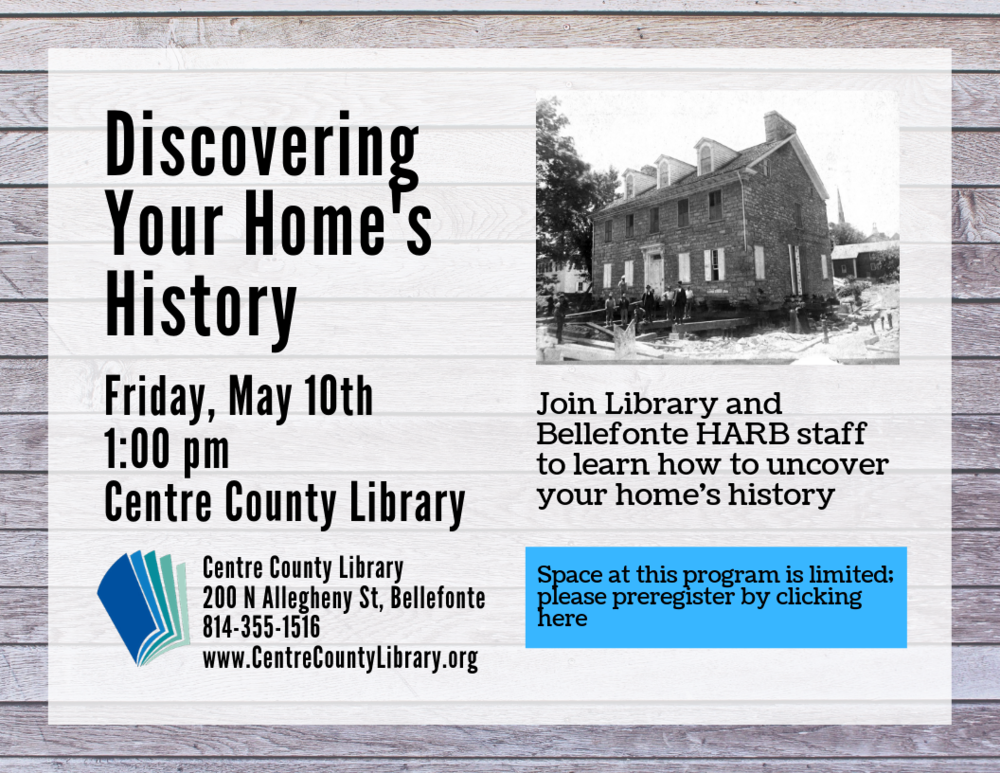 Discovering Your Home's History Website Flyer.png