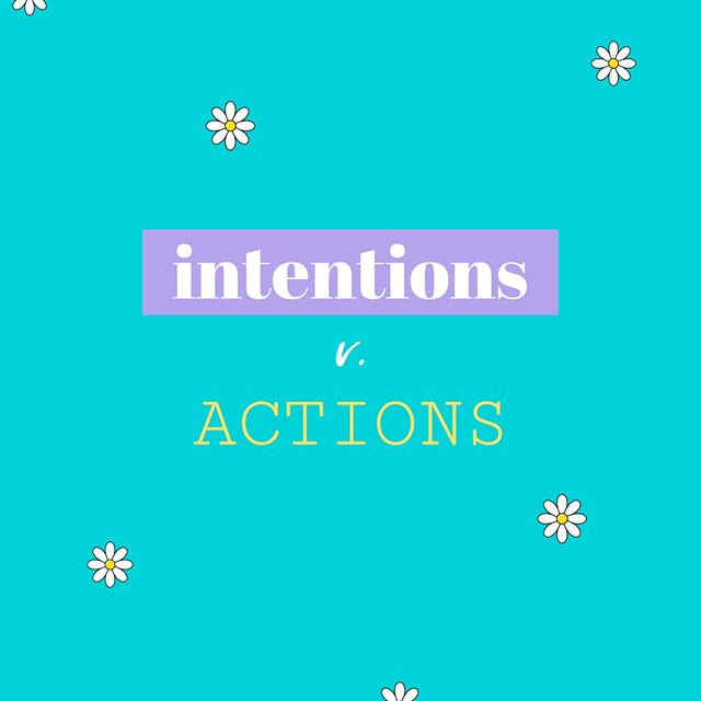 Do your actions align with your intentions and vice versa? This is the question we're asking one another in today's new episode, #101! *Give this one a listen and come back to this post + let us know what you can work on to help bring your intentions to life through actions. We are your accountability partners if you need it! . . . #missesambitious #ambitiousadventures #podcast #creativepodcast #smallbusinesspodcast #communityovercompetition #creativebiz #girlboss #magicalunicornladyboss #smallbutmighty #workfromwherever #businesschicks #lovelysquares #creativelifehappylife #growingagirlboss #kileyinkentucky #msfitfood