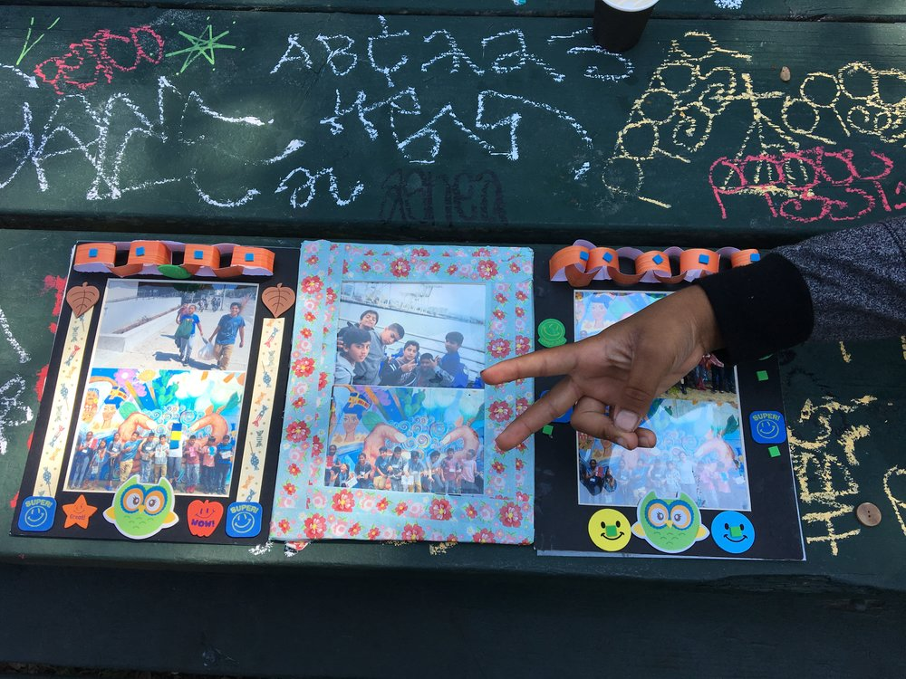 Children's Craft: Picture Frames - Still out of breath from their sailing adventure across Lake Merritt, in Oakland, a group of twenty kids and teens aged 10-15 sat down for their final activity of the day, marking an end to their week long summer camp organized...Read More