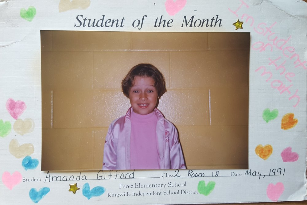 And yet...I still made student of the mouth, hehe month (and it was spelled right there for me too!)