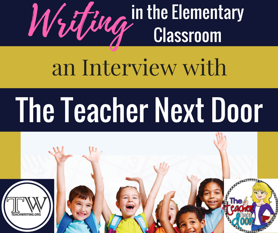 Tips for Writing Workshop in Elementary COVER.png