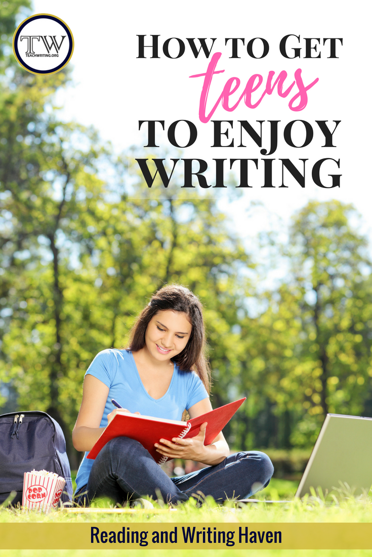Read about how teachers can get middle and high school students to think more positively about - and, yes! - even enjoy writing.