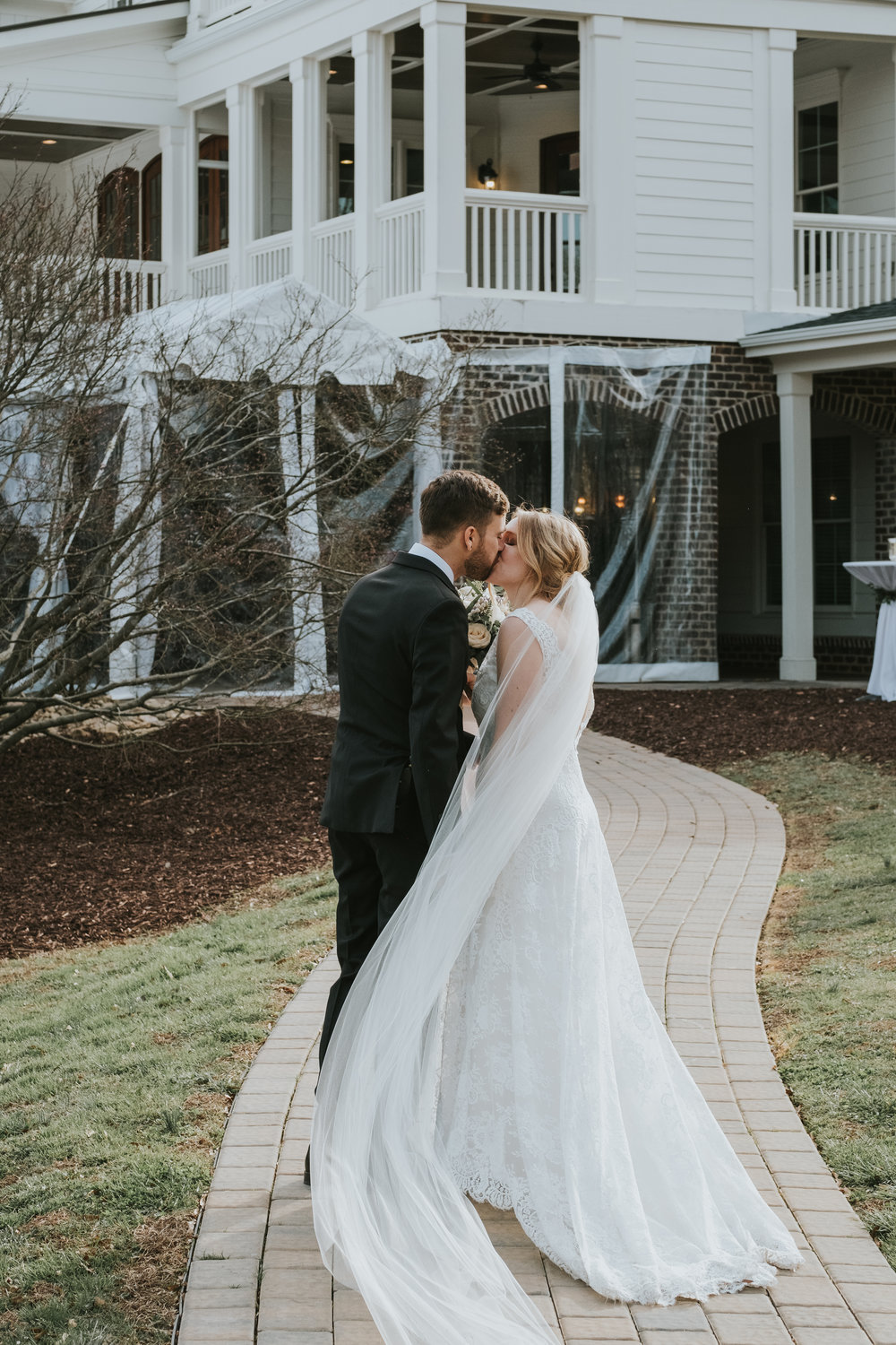 Are you recently engaged? Dream of the perfect wedding day, marriage, and love life? In this post, we are sharing the honest truth behind getting married, what they don't tell you, and what you should find beauty in during this time. Click through to read my journey of getting married, how I coped with anxiety, and found beauty amidst the chaos!