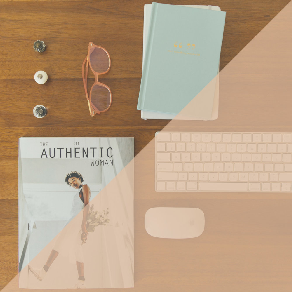 +Access to Every Digital Issue of The Authentic Woman: -