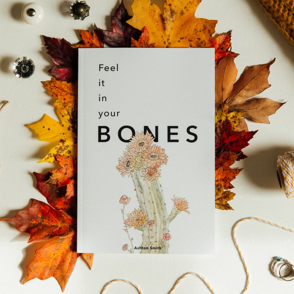 - Anyone who orders during the pre-launch phase will receive our newest guided journal, Feel it in Your Bones, in the mail FOR FREE!