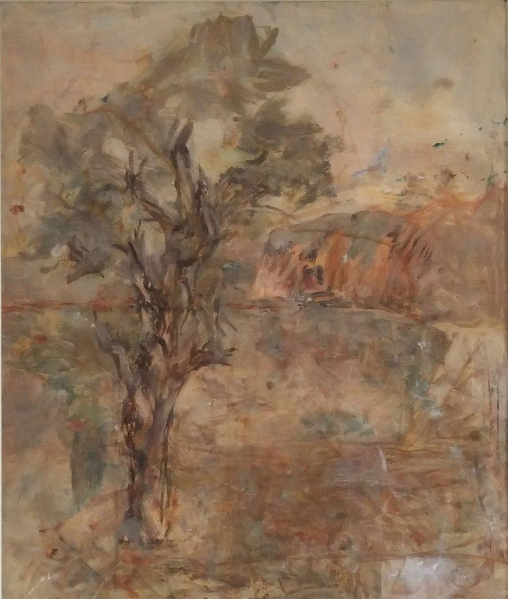 Neahkanie,  oil 24x36 $3,000  Albert C Runquist