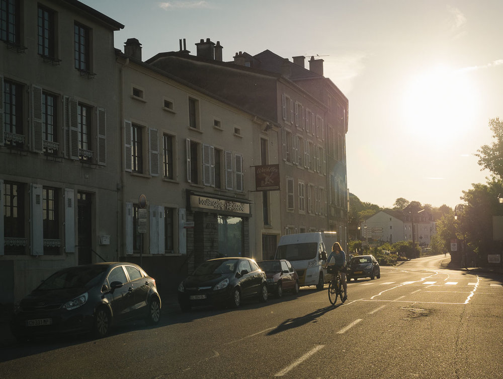 In Sierck-les-Bains