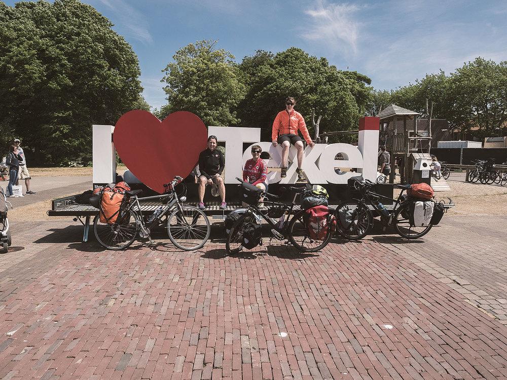 Auf der Insel Texel