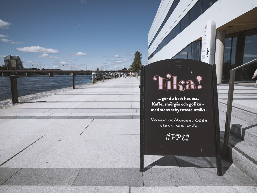 Fika! Kaffee (und Kuchen) ist in Schweden Tradition