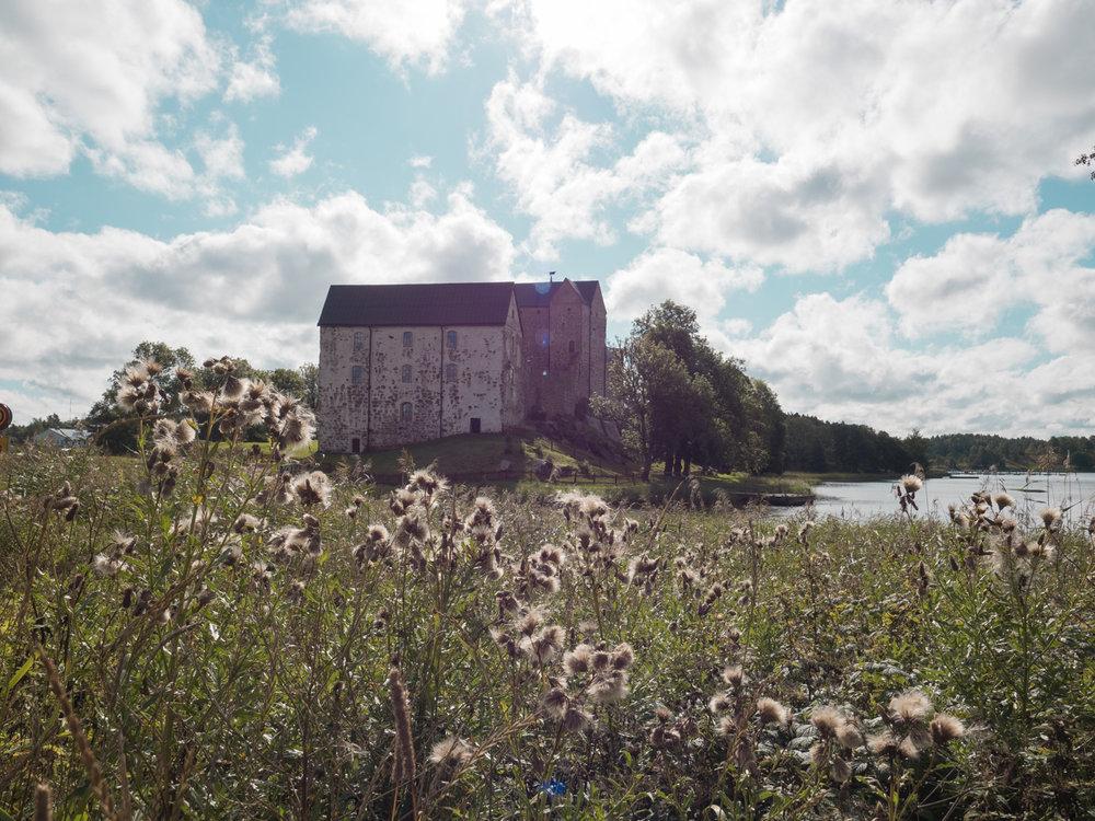 Das Kastelholms Slott auf Åland