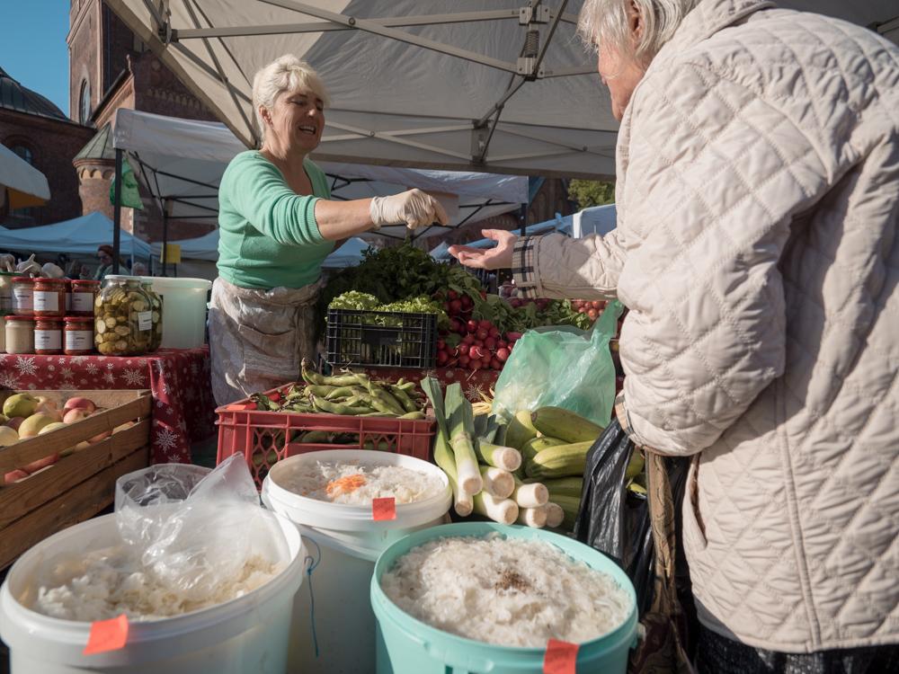 Markt Riga
