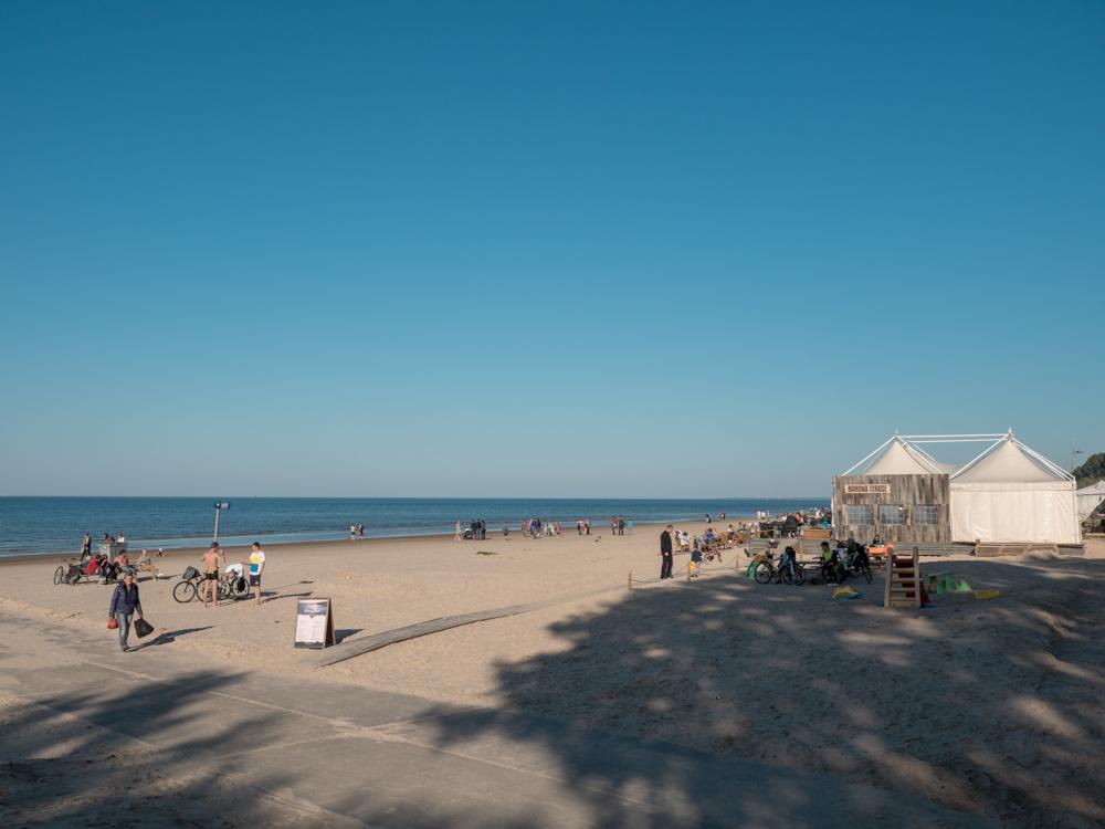 Der Strand von Jürmala