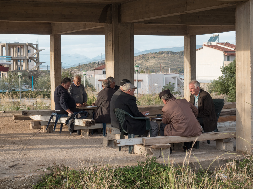 Domino Spieltag bei den Senioren