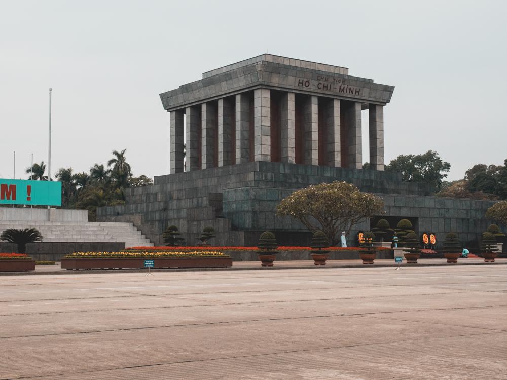 Ho Chi Minh Masoleum