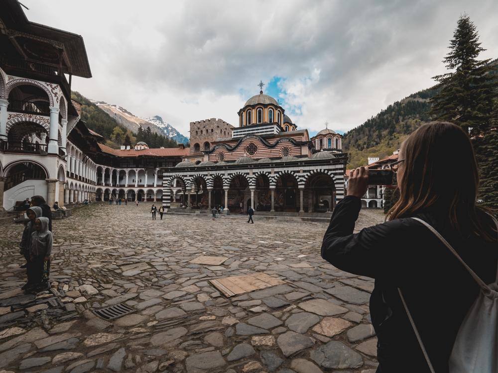 Das eindrückliche Rila Kloster, einem Must-see