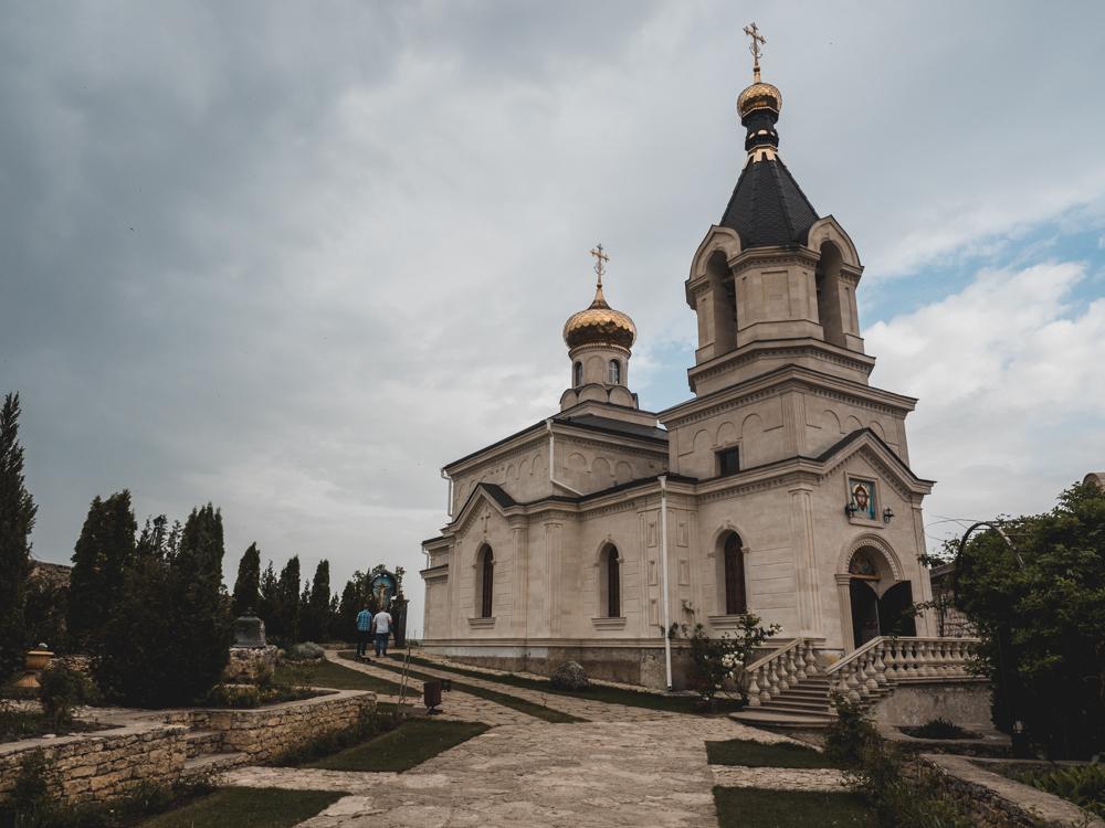 Das Kloster von Orheiul Vechi