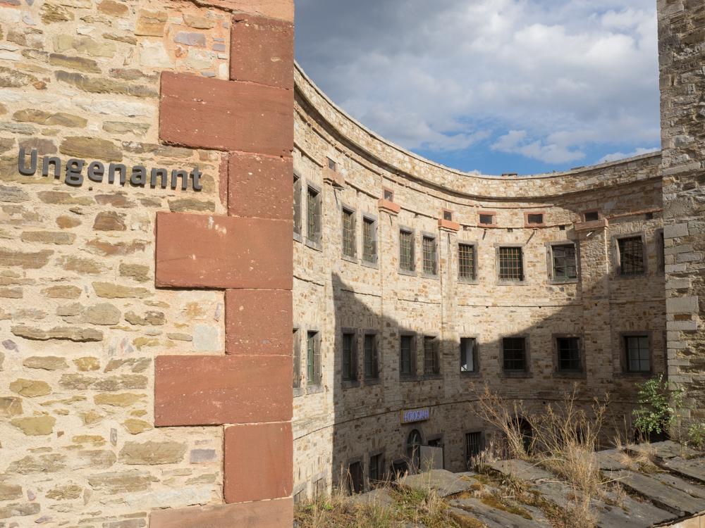 In Koblenz bei der Festung
