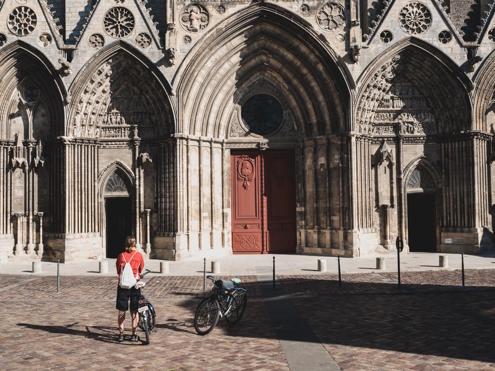 Bayeux war ein sehr schöner Zwischenstopp