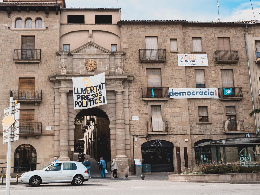 Besichtigung der katalonischen Stadt Solsona