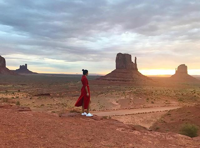 @patarpa captured by @foundintranslations in Monument Valley #parenpartravels