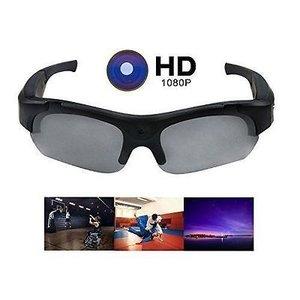 f7af2e55eabf 1080p HD  5 Megapixels Sports Video camera sunglasses   UV 400 Polarized  Lens
