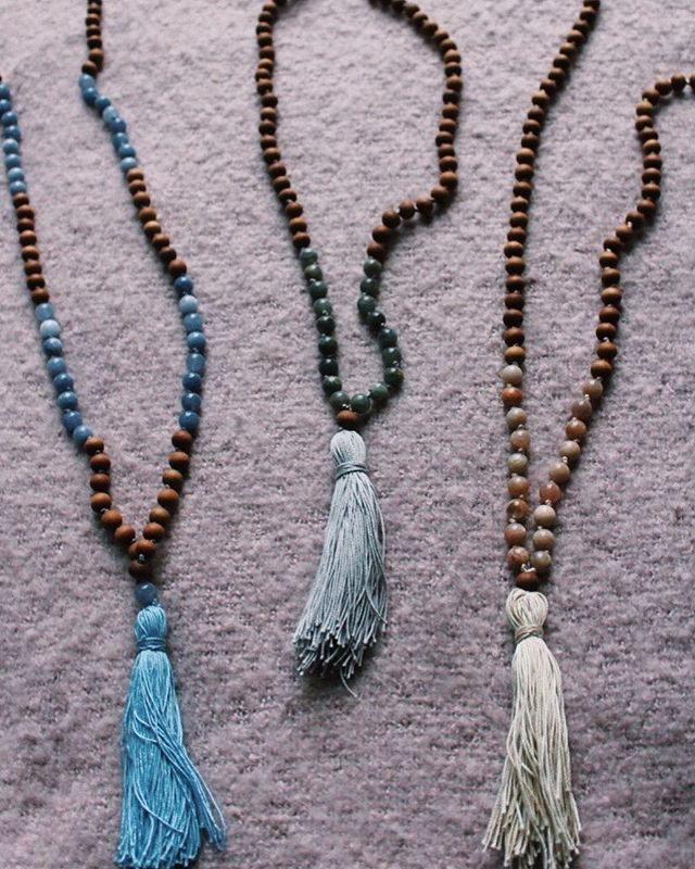 ✨ Are you ready? ✨ 📿 Salt & Soul is going through a transition period and will start selling these one of a kind malas VERY soon online! 📿 🍂 While some pieces from previous collections are still available, they won't be for long! If there is something you are eying, scoop it up now 🍂 💜 I am so excited to start sharing my handmade malas with you all! These beauties are available for pre-order, just send me a message 💜  #saltandsouljewelry #rva #richmond #nantucket #mala #yay #yogi