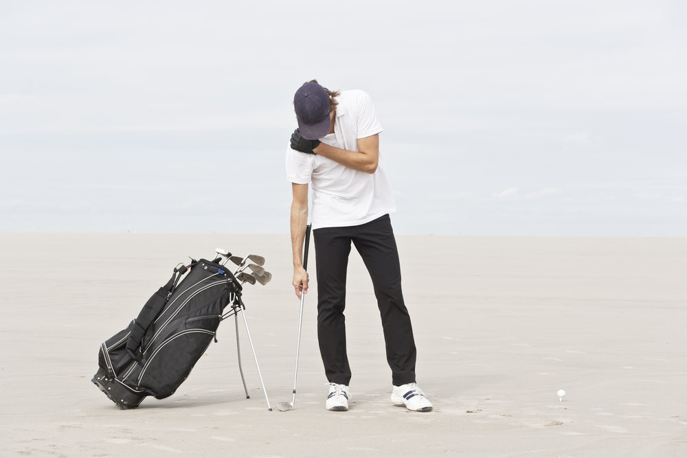 Golf - Sports Injuries