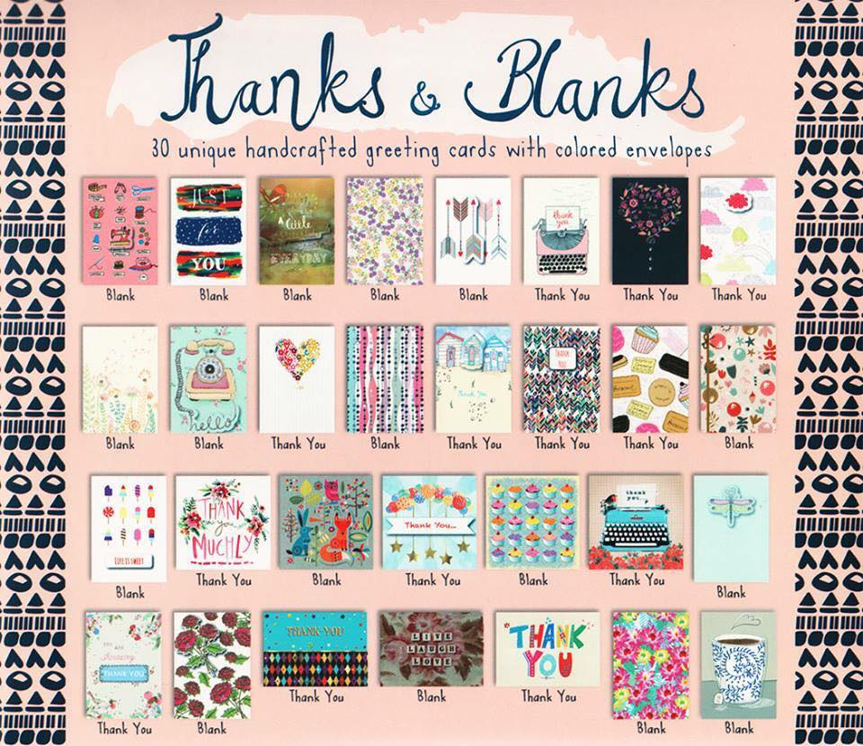 Blanks and Thanks Box (Click to enlarge)
