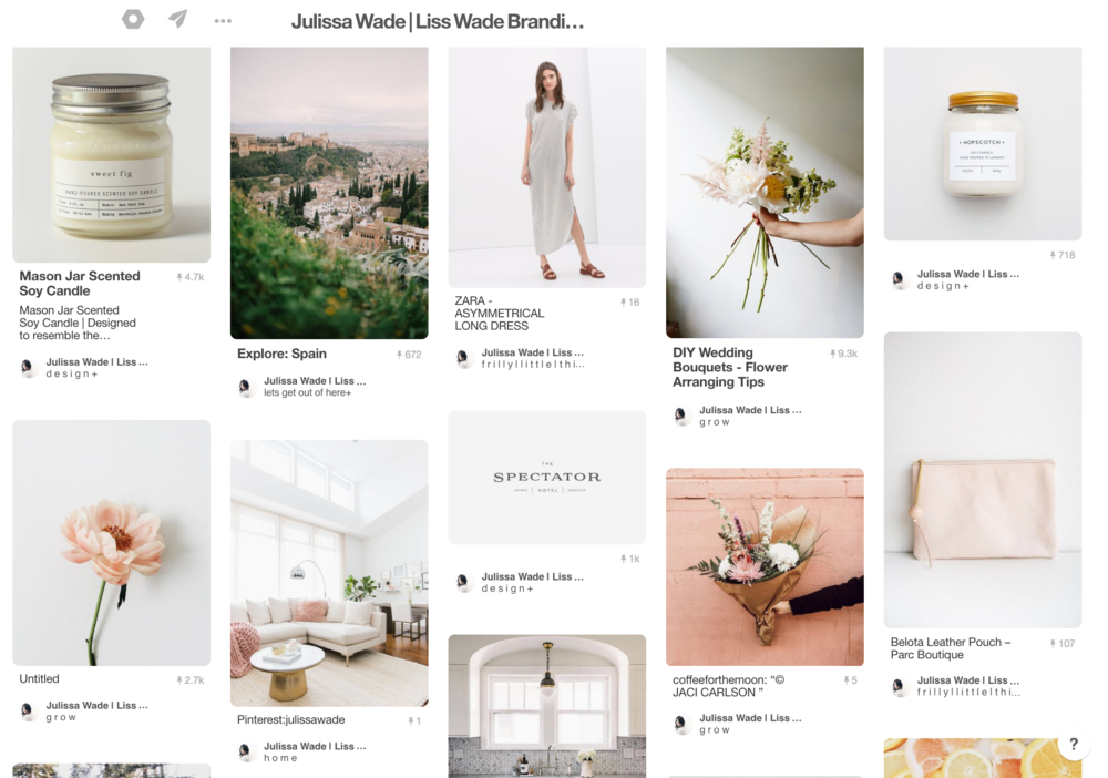 pinterest :julissawade