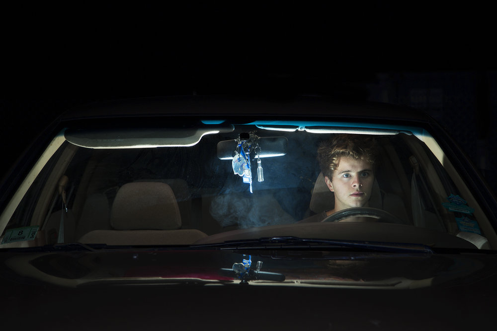 "David Moriarty, ""Traveling Light """