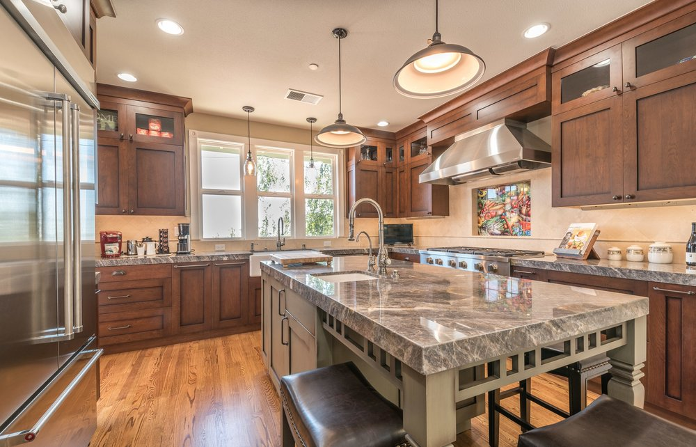 FINE CABINETRY -