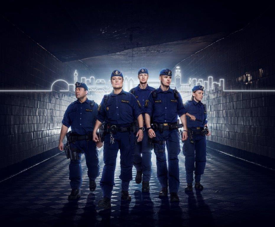 STOCKHOLMSPOLISEN / TV 4