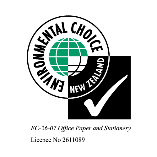 Environmental Choice NZ Office Paper & Stationery