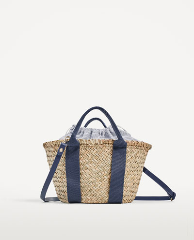 Zara TOTE BAG