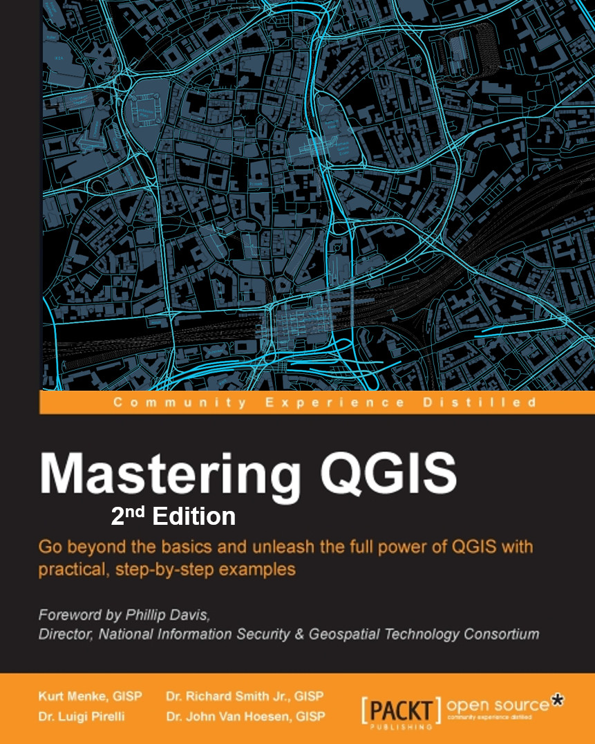 2016 Brings Two New QGIS Books! — Bird's Eye View GIS