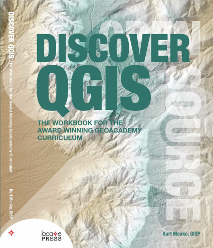 Discover QGIS Is Out in Print! — Bird's Eye View GIS