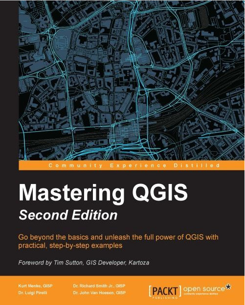 What's New in Mastering QGIS - 2nd Edition? — Bird's Eye View GIS