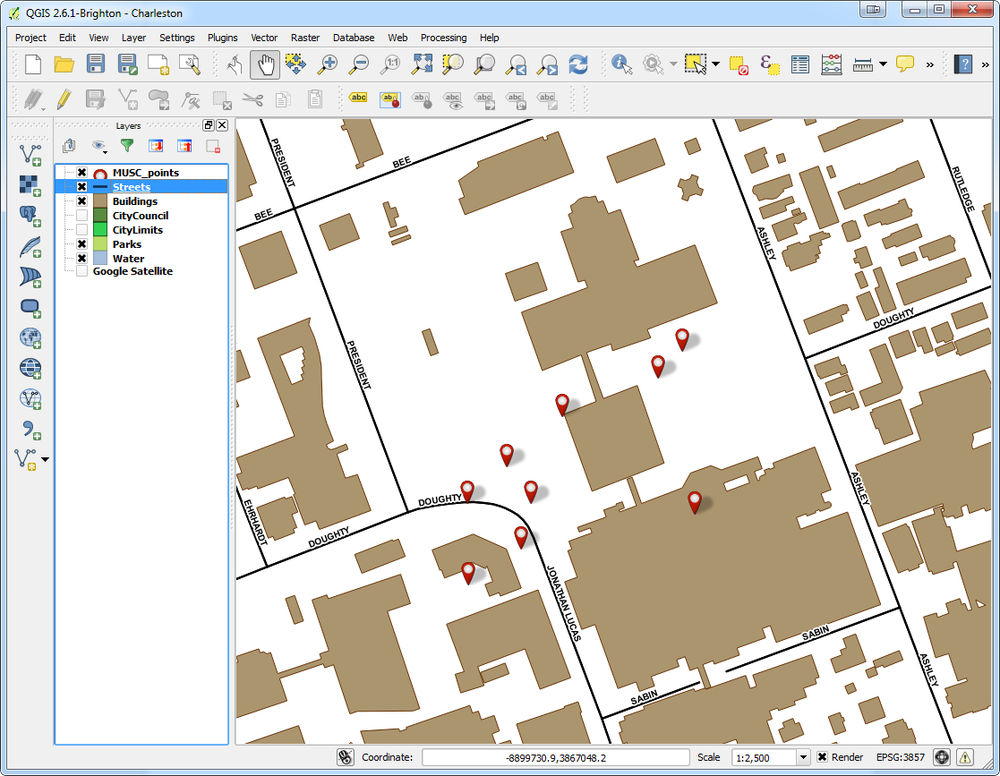 Workshop — Blog — Bird's Eye View GIS