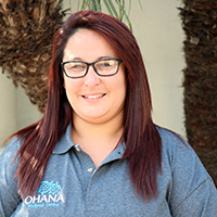 Stephanie Ponce  Front Office Assistant