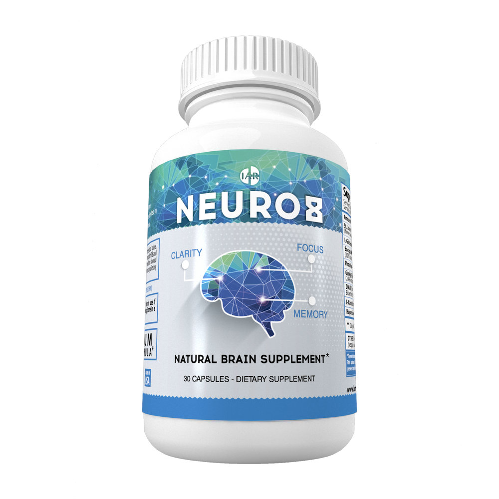 Copy of Brain Booster Supplement