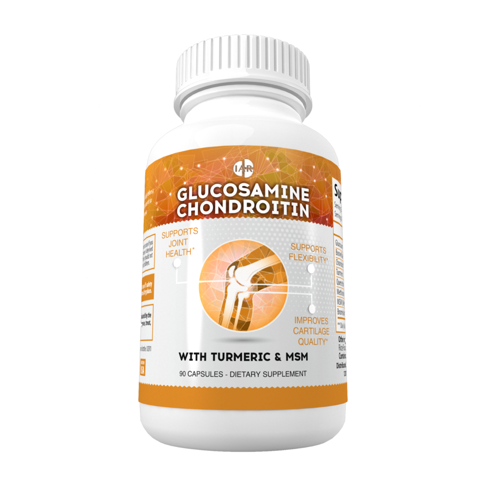 Glucosamine Chondroitin MSM Supplement