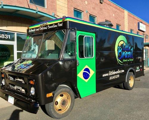 Food Truck Little Brazil