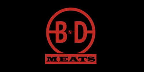 B&D Meats Logo