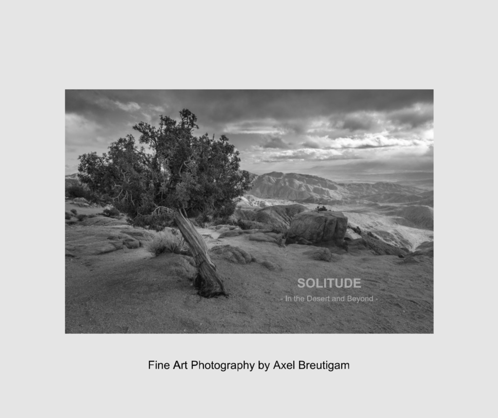 SOLITUDE: IN THE DESERT AND BEYOND — AXEL BREUTIGAM
