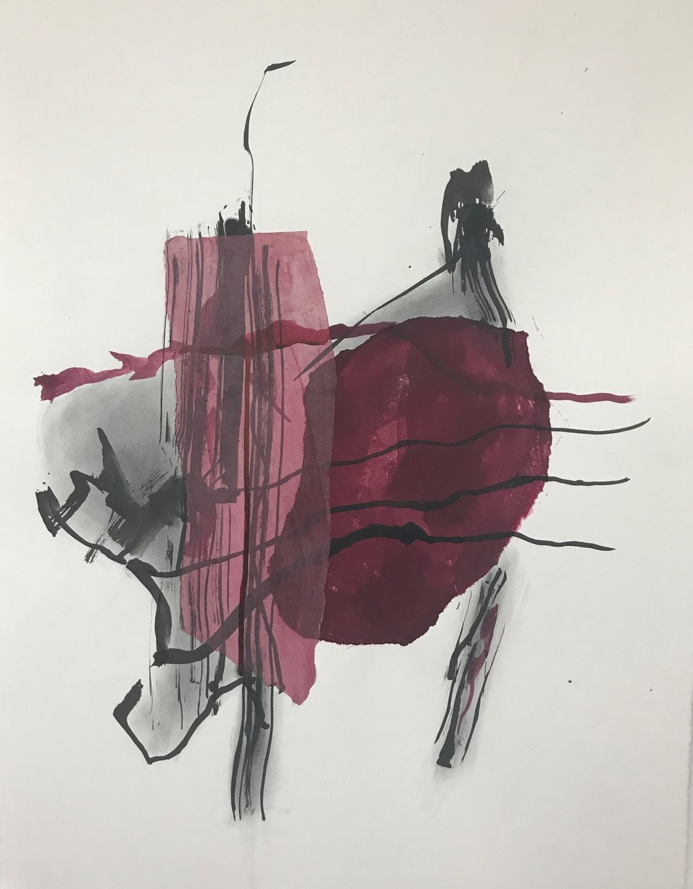 COCHINEAL DRAWING #2